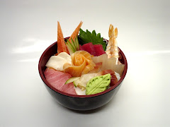 Chirashi: A Little Bit of Everything