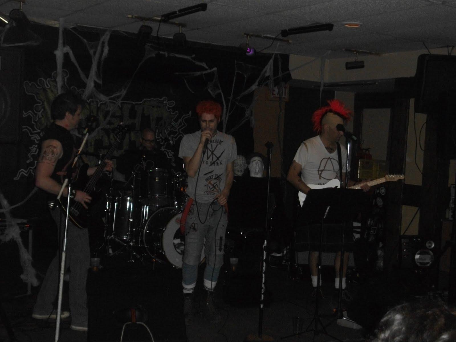 The Sault Metal Scene: October 2010