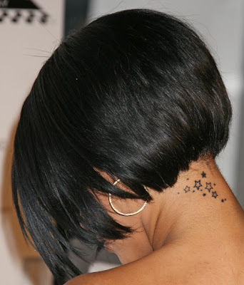 Check out Rihanna's other tattoo's here: