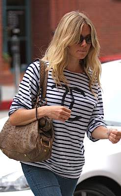 sienna miller leaving anastasia salon
