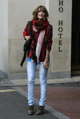 ... Yasmin Sewell and her team placed the scarves on their 'Must have' list ...