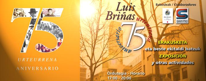 75 aniversario del Grupo Escolar Luis Briñas