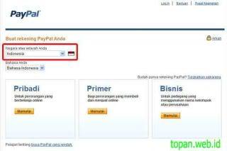 Pengertian Paypal, cara membuat paypal dan cara paypal verified