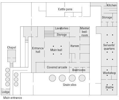 Ancient egypt life houses were small so each room was multi purpose the houses of the elite more appropriately described as mansions followed a similar ccuart Choice Image