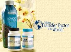 Transfer factor para el mundo