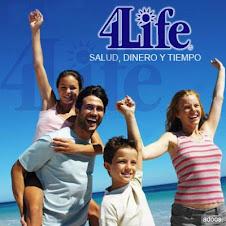 4LIFE salud, dinero y tiempo