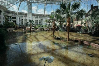 Nashville Flood Opryland Hotel