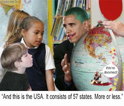 Obama and the kids