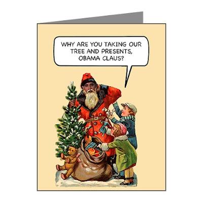 political Christmas cartoons