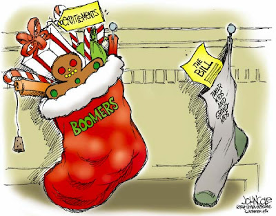 political Christmas cartoons