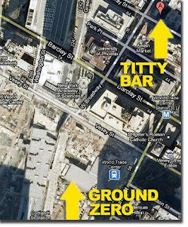 Titty Bar at Ground Zero