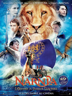 Chronicles of Narnia The Voyage of the Dawn Treader Trailer