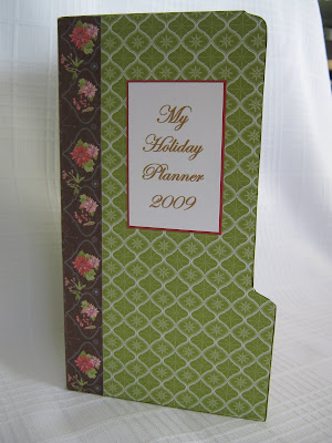 altered file folder planner
