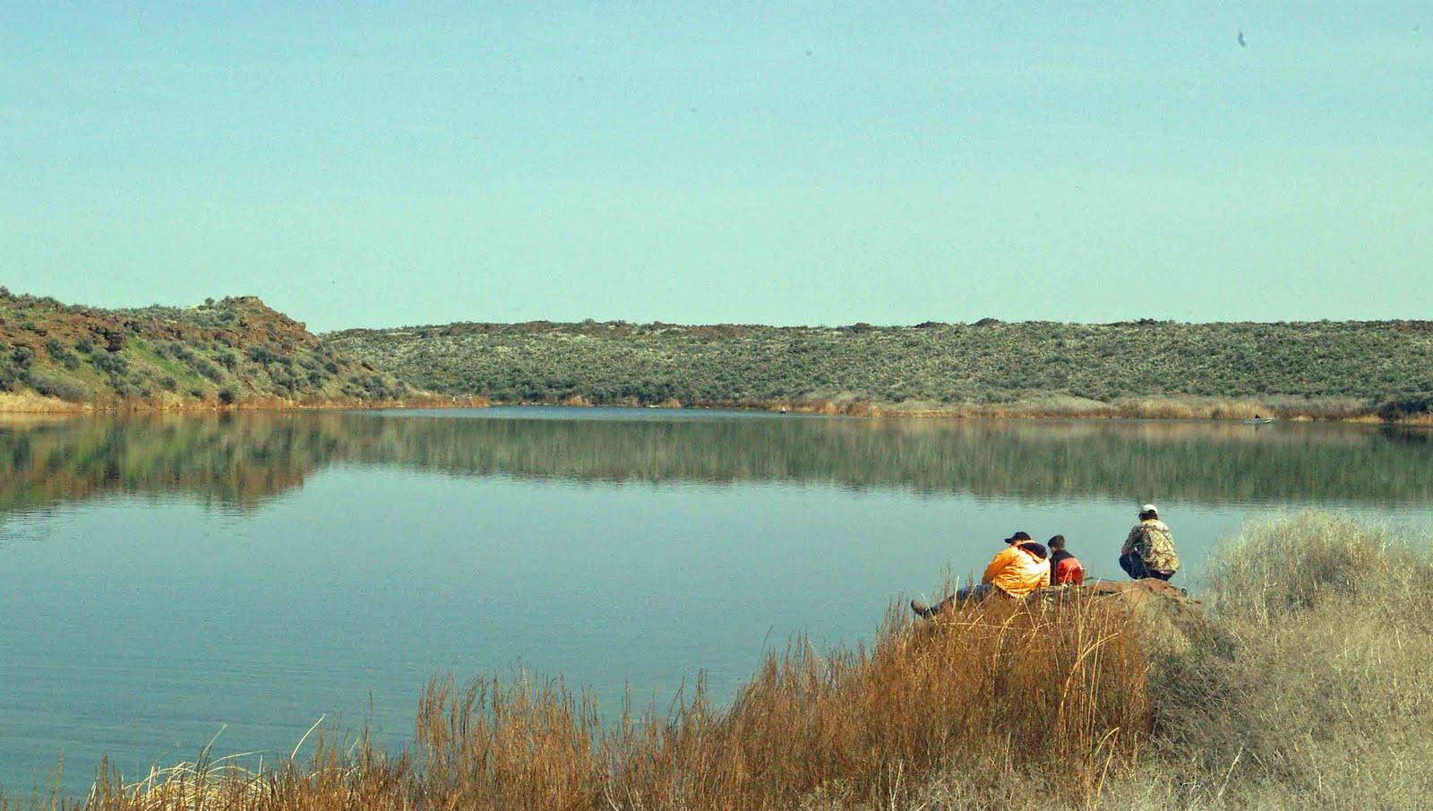Quincy lake quincy washington college savings plans of for Fishing lake washington