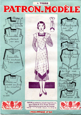 Sewing Patterns 1930's - eBay: