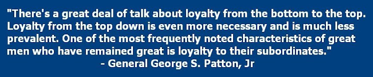 Quote of the Day:  Loyalty