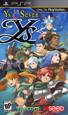 Games Mediafire Link: Free Download Ys: Seven - PSP Game Direct Link