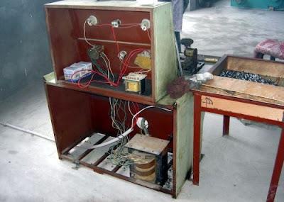 Proses Pembuatan Busi Di China