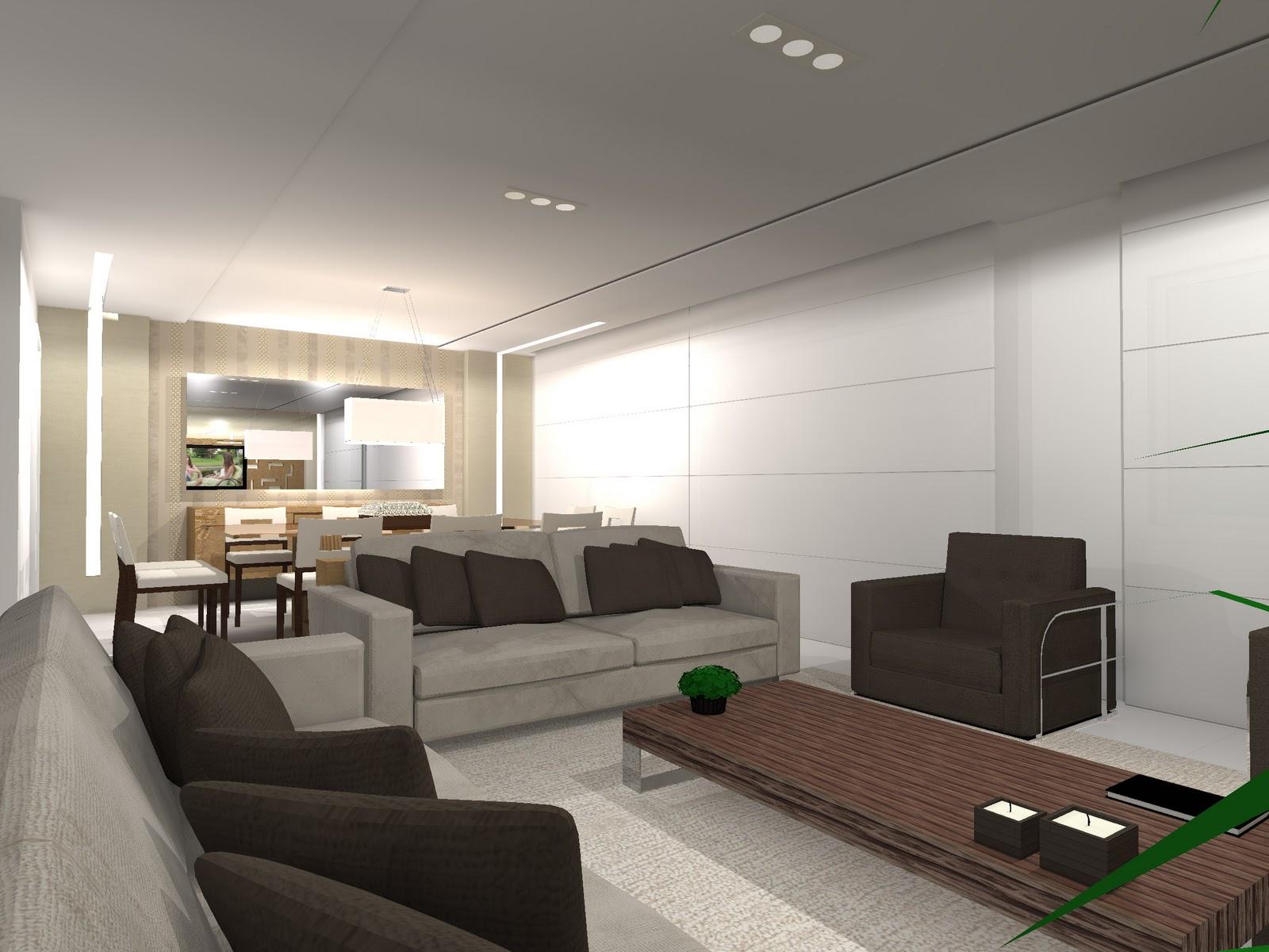 JaqueMondelo- Designer De Interiores -Maquetes 3d: Trabalhos Freelancer Desenho 3D/ Salas