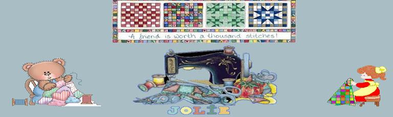 patchwork Jolie