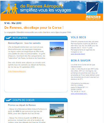 Newsletter mai_Aéroport de Rennes