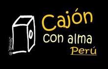 CAJON CON ALMA *PERÚ*