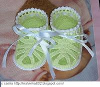 пинетки сандалики