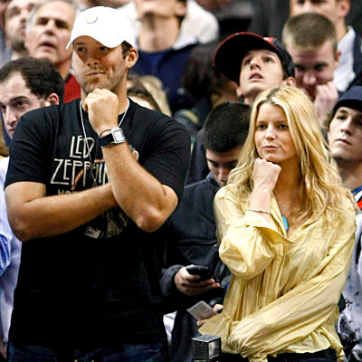 tony romo and jessica simpson pictures