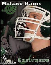 Enricuzzu - Linebacker dei Milano Rams