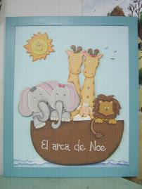 ARCA DE NOE encargada desde ROSARIO
