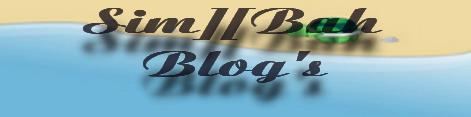 Sim][Bah Blog's