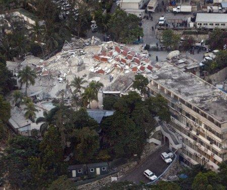 Impactantes imágenes desde Haití