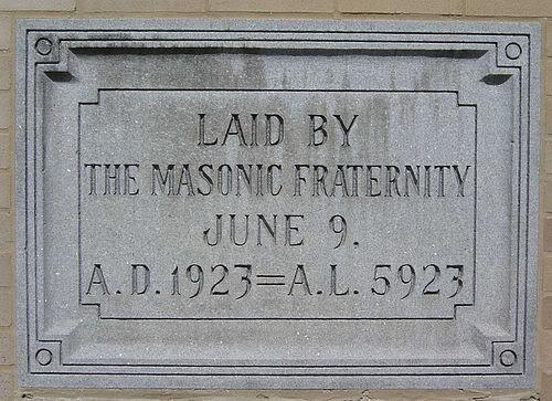 Zeichen der Endzeit - Seite 8 MasonicCornerstone