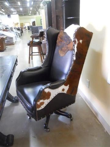 Classic With A Twist Cowhide Inside