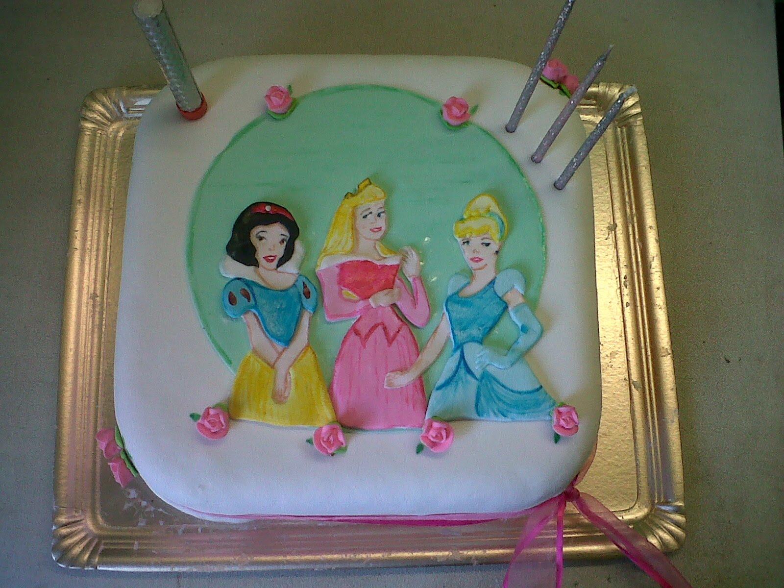 las princesas de disney cumple de luisina gracias febe por confiar en ...