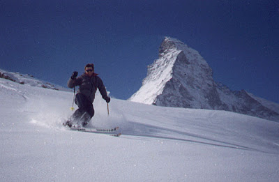 best places to ski in the world, ski zermatt