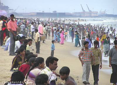 marina beach india, best beaches in india