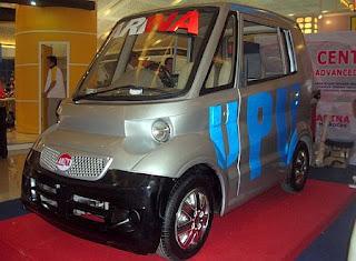 Mobil Terbaru Indonesia 2011, hasil karya bangsa Indonesia