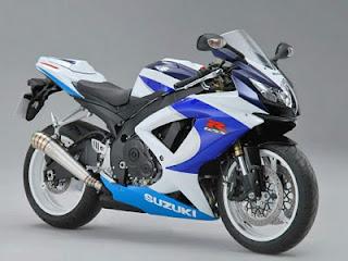 Motor Terbaru 2011, Motor Suzuki Type Model Seri GSX-R 600