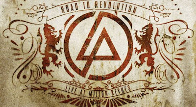 Linkin Park Road To Revolution Cover Album