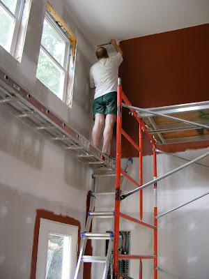 Can U Paint In Rented House