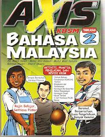 Buku Kerja BM Axis T2 2011