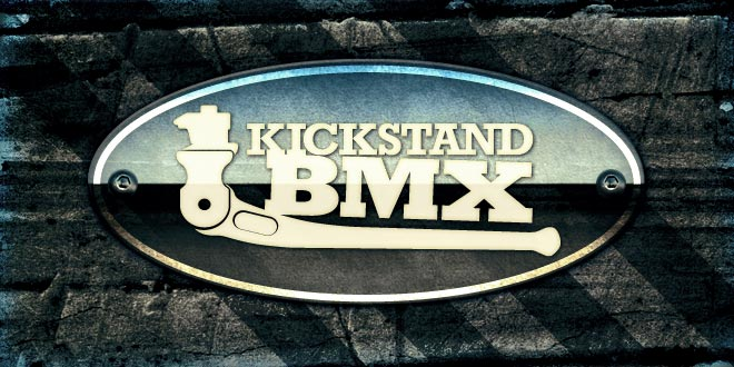 Kickstand BMX