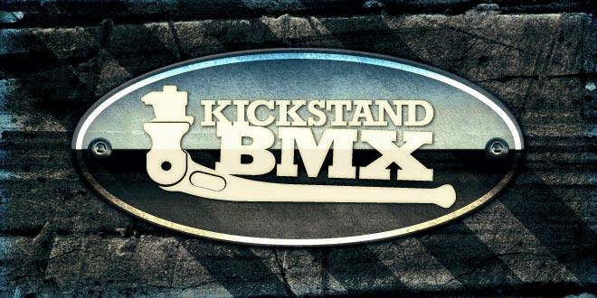 Kickstand BMX