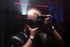 Fotograf - Adger mit Kamera