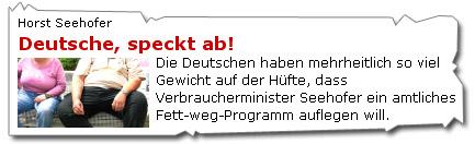 Deutsche, speckt ab - Stern