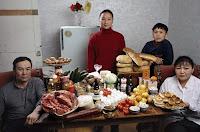 Essen für eine Woche in der Mongolei