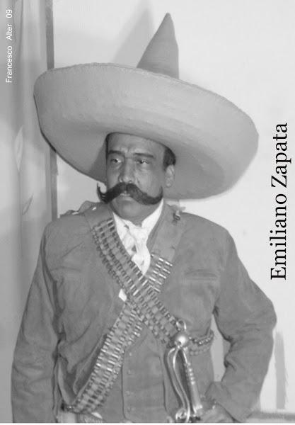 EMILIANO ZAPATA reprensentado por Alejandro A lcala