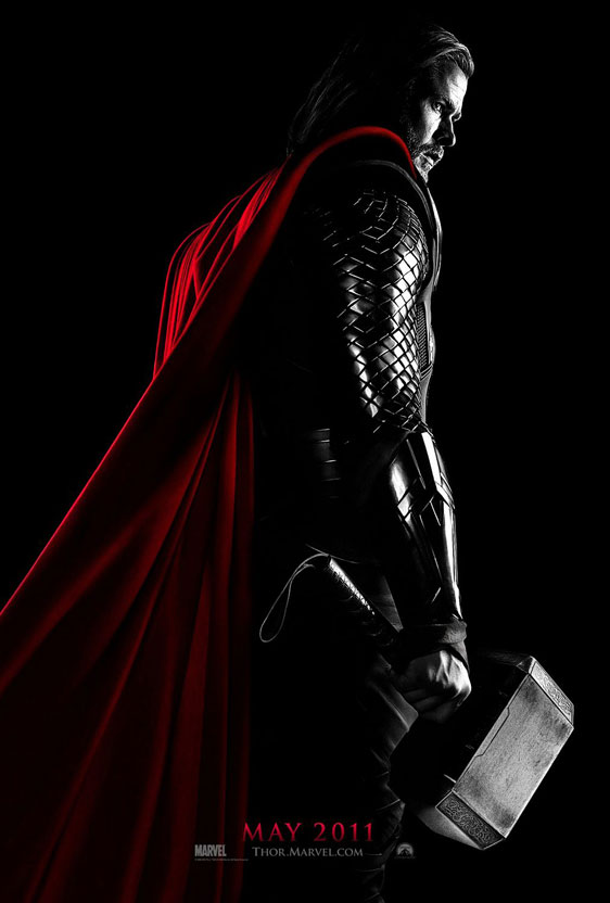 New Movies Based on Comic Books Thor_poster