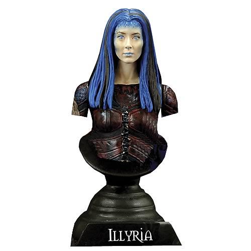 Movie Star: Amy Acker As Illyria